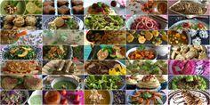 Vi er vilde med mad! Vi elsker at lave nye opskrifter og sætter en ære i at lave dem bedst muligt så de både smager bedst, koster mindst og er sundest!