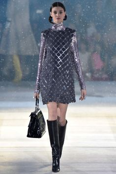 Christian Dior Pre-Fall 2015 Fashion Show - Diana Moldovan