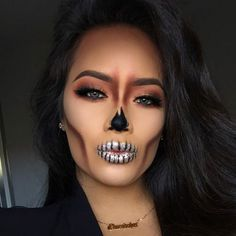 Best Halloween Makeup - 55 Best Halloween Makeup Ideas - FAVHQ.com
