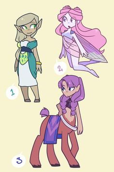 ADOPT characters - CLOSED by Looji on DeviantArt