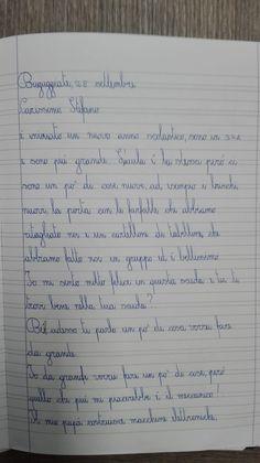 Classe Terza-Italiano-la Lettera- Settembre - Maestra Anita Sheet Music, Bullet Journal, School, 3, Music Score, Schools, Music Notes