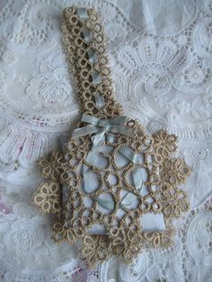 Tatting/ Lace Making - allyson-BLOG - Other's blog categories - Yahoo! Blog