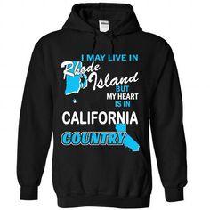 Live in RhodeIsland but California - #sweatshirt skirt #long sweater. HURRY => https://www.sunfrog.com/Names/Live-in-RhodeIsland-but-California-3999-Black-Hoodie.html?68278