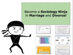 This editable, A-Level Sociology Lesson covers the topics of 'marriage' and 'divorce' and fits well with all exam boards Units on families and h. Sociology A Level, Divorce, Marriage, Third Grade Science, Forensic Anthropology, Developmental Psychology, Materials Science, Study Skills, Classroom Displays
