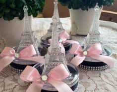 6 Eiffel Tower small centerpiece-eiffel tower party