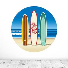 We've collaborated with leading decal experts Your Decal Shop to create a selection of bright, fun wall art decals based on our kiwiana and New Zealand inspired art prints Vinyl Decals, Wall Decals, Cool Wall Art, Kiwiana, Surfs Up, Surfboard, Print Design, Surfing, Gallery Wall