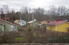 Peltolan siirtolapuutarha Turku