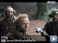 JUST OUT: Exclusive 5-min Snow White & The Huntsman trailer