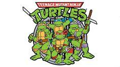 Teenage Mutant Ninja Turtles 80s