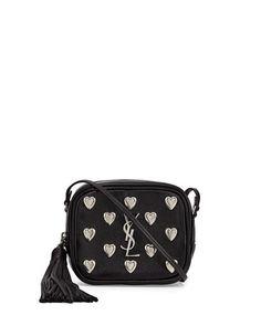 Monogram Blogger Heart Crossbody Bag 3b2dfbb1b24ed