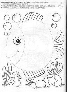 Pregrafimanía: Actividades para imprimir, resolver y colorear!! - Betiana 1 - Picasa Webalbums