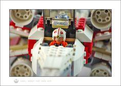 Luke, ready for take-off by Artamir , via Flickr