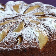 Torta pere e cioccolato buonissima