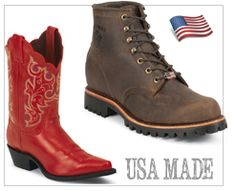 usa made boots