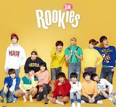 kpop, smrookies, and nct image