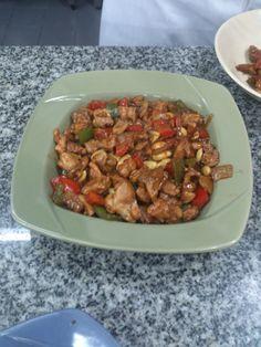 Pollo Kungpao