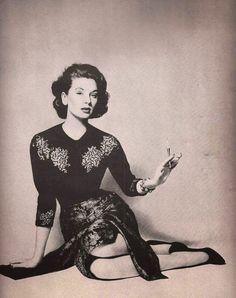 Dorian Leigh, Suzy Parker, Diana Vreeland, Bad Picture, Large Eyes, Richard Avedon, Vogue Magazine, Grace Kelly, American Women