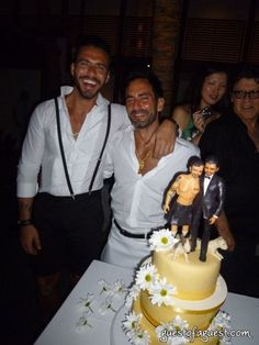 Marc Jacobs Marries Lorenzo Martone In St. Barts,