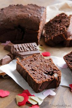 Tony Chocolonely bananencake | It's a Food Life