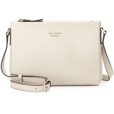 kate spade new york holden street lilibeth crossbody bag found on Polyvore