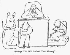 james thurber famous cartoons - Google Search