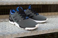 adidas ZX Flux NPS Black & Blue