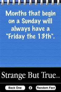 Go check your 2012 calendar. I'll wait.