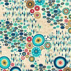 http://www.plushaddict.co.uk/makower-aurelia-abstract-cream.html Makower - Aurelia Abstract Cream