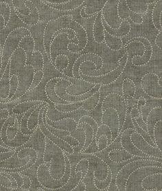 Kravet 31967.11 Bisous Ciao Gentle Grey Fabric - $83.3 | onlinefabricstore.net