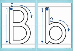 Phonics Letter of the Week Bb {FREE}. A HUGE unit (81 pages) with all that you need for a letter of the week curriculum. A page from the unit: Play dough mat - uppercase and lowercase letters. Just laminate and it's ready to use!