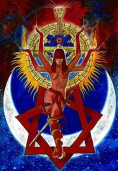 "Mother of Abominations #Babalon    ""To me! To me!"""