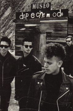 A tumblr dedicated to the incredible band Depeche Mode and it's members: Dave Gahan, Martin Gore,...