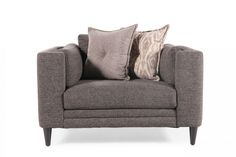 Jonathan Louis Issac Arm Chair | Mathis Brothers Furniture  sc 1 st  Pinterest : jonathan louis noah sectional - Sectionals, Sofas & Couches