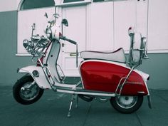 40 Amazing Mod Scooters