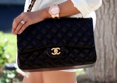Classic Chanel, can someone PLEASE email this to Adam. I must have one!!