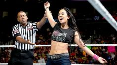 WWE.com: Layla vs. AJ Lee: photos #WWE
