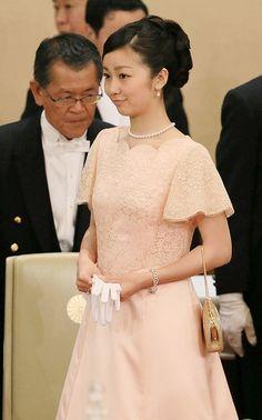 宮中晩さん会:比大統領迎え 佳子さまも初の出席 - 毎日新聞