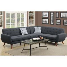 Found it at Wayfair - Min Sectional