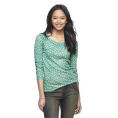 Junior's Studded Pullover Sweater - Assorted Colors