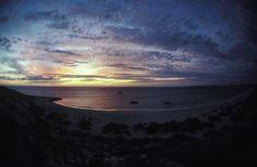 Ningaloo Sunset, in Australia