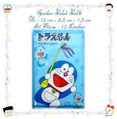 Tissue Wangi Doraemon Blue Type2 (Rp 2.700,-)