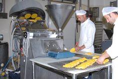 """Azienda di prodotti alimentari """"Nuova Orsa Maggiore"""", alcune linee di produzione #marcafermana #monteleonedifermo #fermo #marche"""