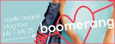 Book Passion for Life: {Blog Tour + Giveaway} Boomerang (Boomerang #1) by...
