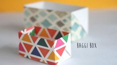 Learn how to make Origami Baggi Box. Description :  How to make : Baggi Box   What we need ?   Printed paper  Is your important stuff all over the place? Don't remember where you kept your things? Try our all new compact baggi box to organize your stuff.   Watch more: http://21frames.in/artalltheway Follow us on Instagram: https://www.instagram.com/ventunoart Subscribe Youtube: https://www.youtube.com/user/TheVentunoart