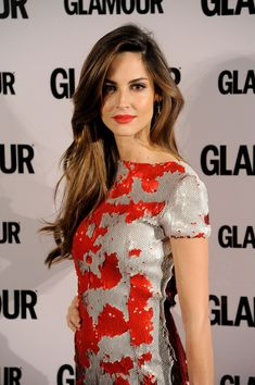 Ariadne Artiles Photos - Glamour Beauty Awards 2012 - Zimbio