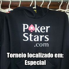 Divulgação Torneios PokerStars