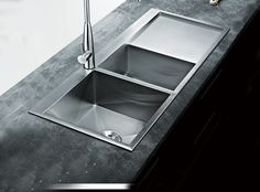 laguna single and a small countertop sink with drainer 1000x510x220mm includes colander prep board accessories - Small Kitchen Sink With Drainer