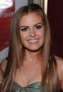 Isla Fisher This girl won me over in Confessions of a Shopaholic! I died with laughter and Definitely, Maybe