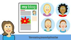 Increase traffic and get loyal readers by hosting a blog party with the ...