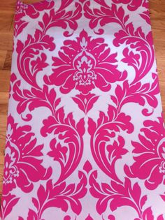 Free Delivery On Arthouse Bijoux Damask Hot Pink Wallpaper For My Bedroom Wallpapers Pinterest And